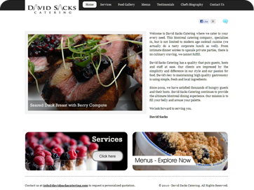 David Sacks Catering